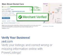 Merchant Verified